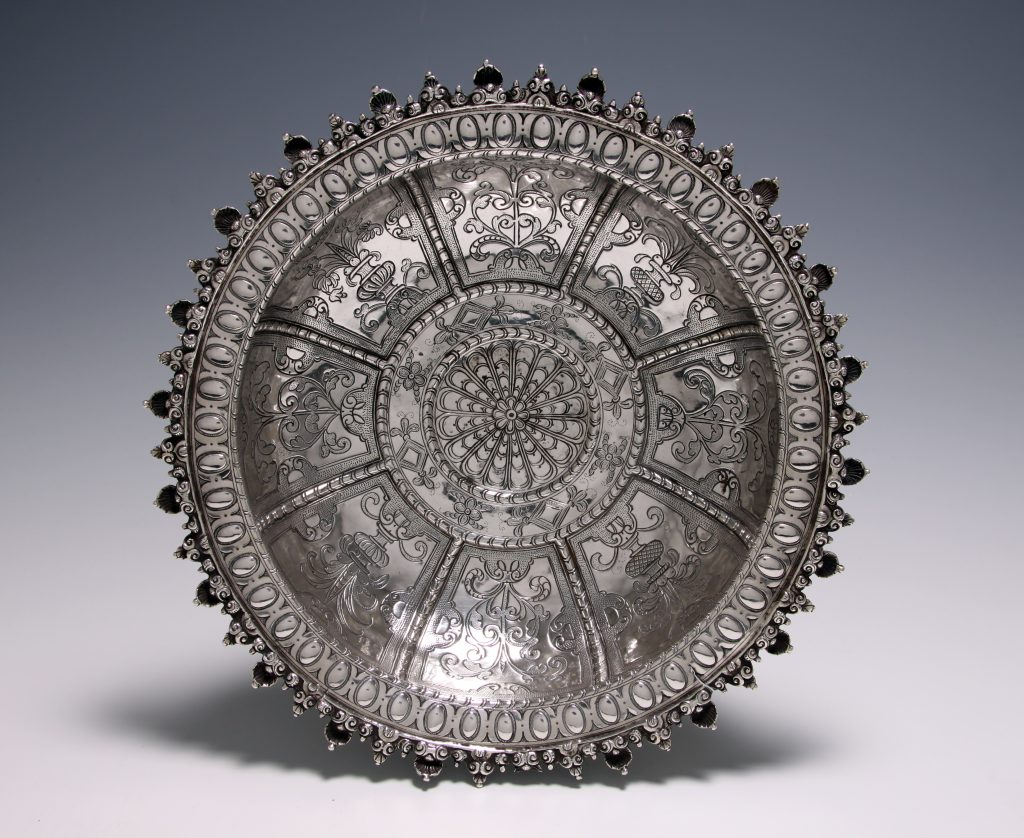 craftsmanship of silver