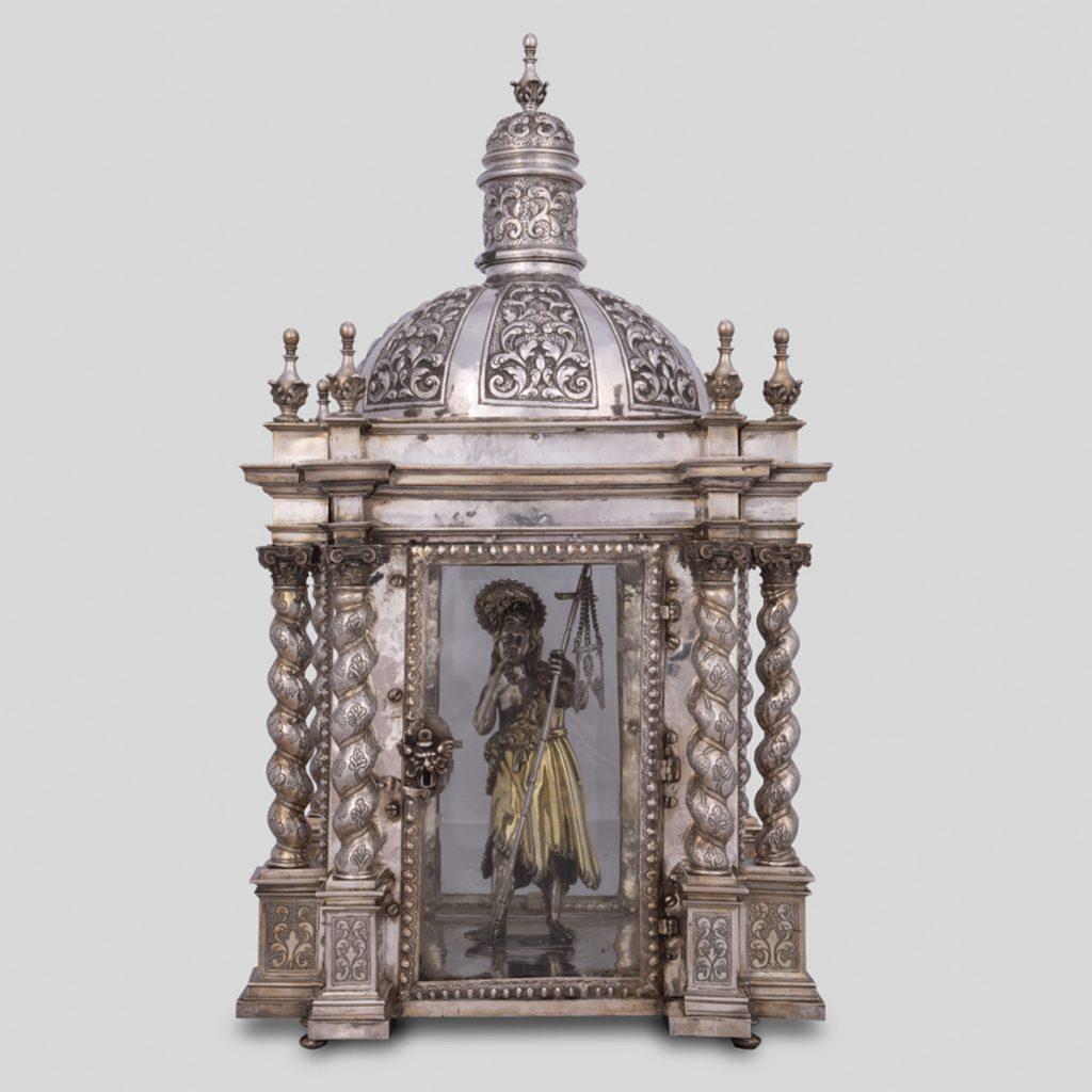 Tabernáculo representando Basílica